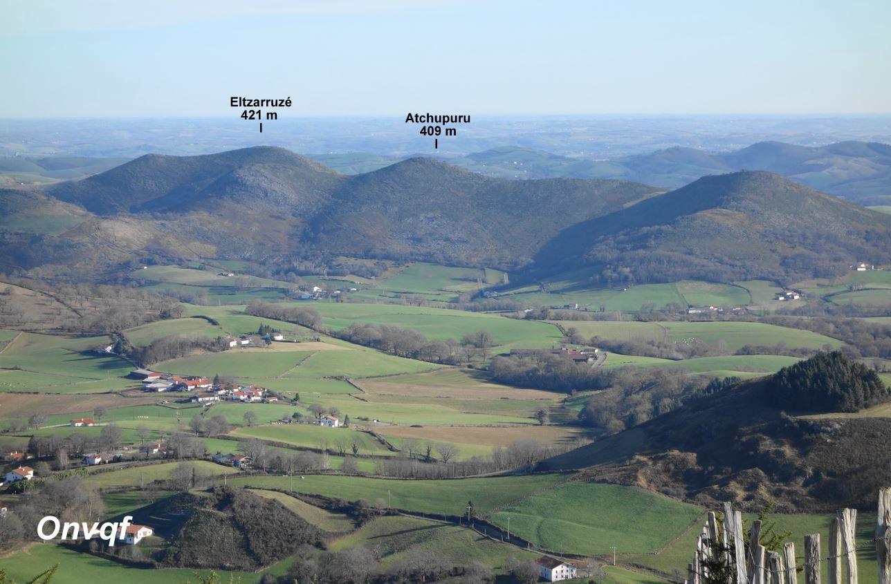 Soylandotchipi depuis Hélette (Pyrénées-Atlantiques 64) AA Rando