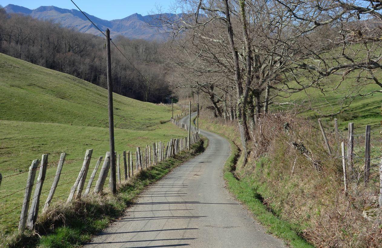 Promenade à Anhaux ( Pyrénées-Atlantiques 64 ) AA