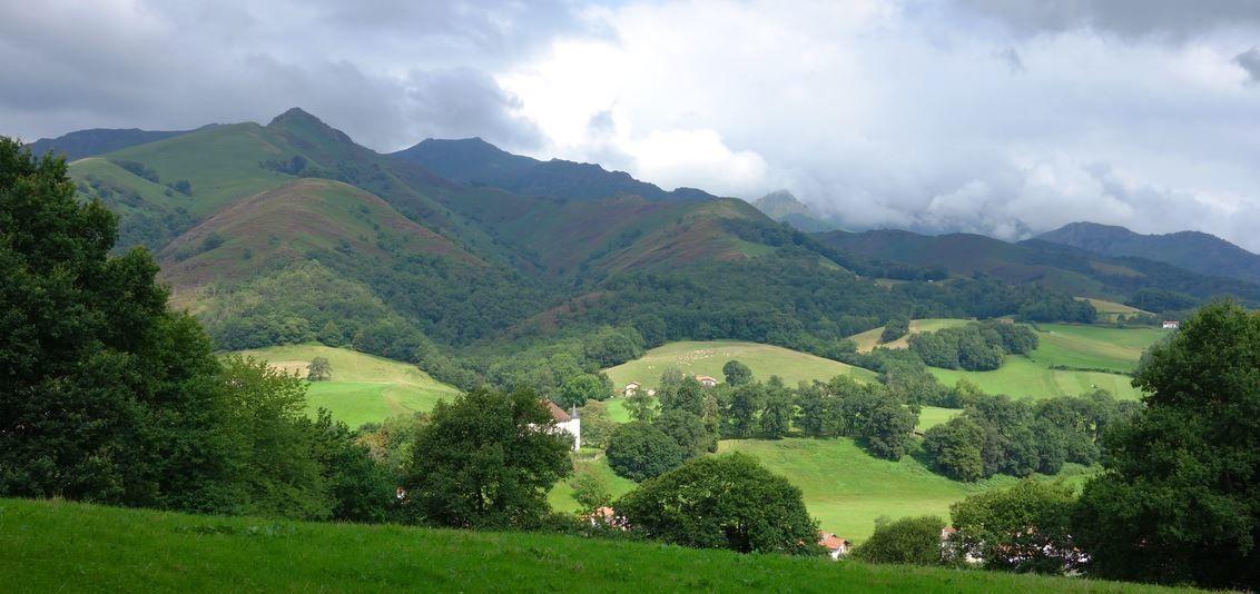 Oilandoi / Oylarandoy depuis Baïgorry ( Pyrénées-Atlantiques 64 ) AA Rando