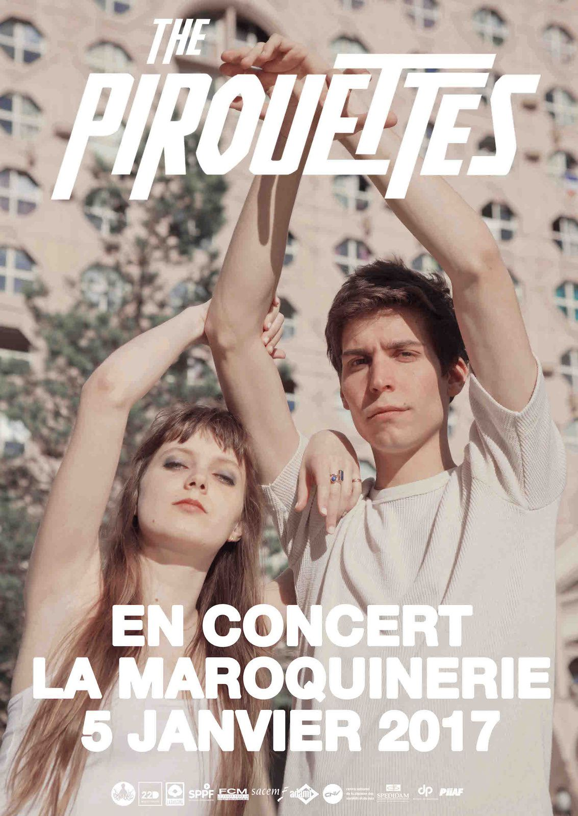the pirouettes, maroquinerie