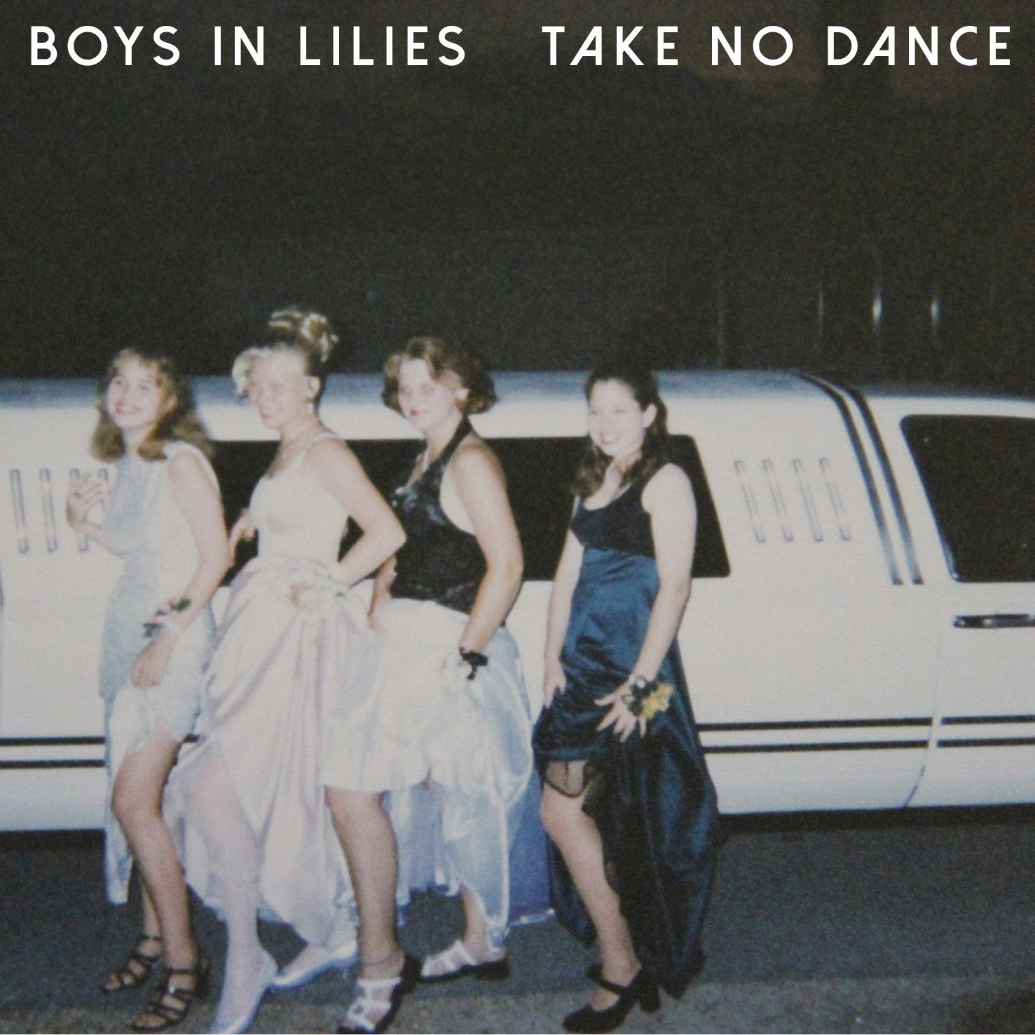boys in lilies, ep, take no dance, nastasia, tontons tourneurs