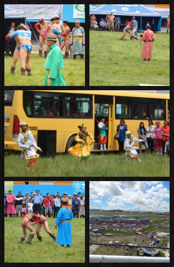 Mongolie, partie 3: en route vers Erdenet.