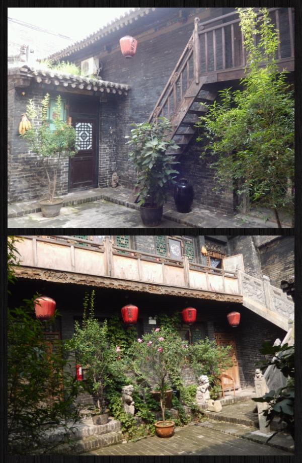 Chine, partie 4: de Taiyuan à Xi'an avec Manoue et Alain