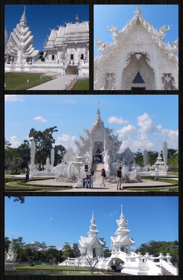 Thaïlande (1): C'est le Nord>> Chiang Rai, Mae Salong, Pai, Chiang Mai et Sukkhothai