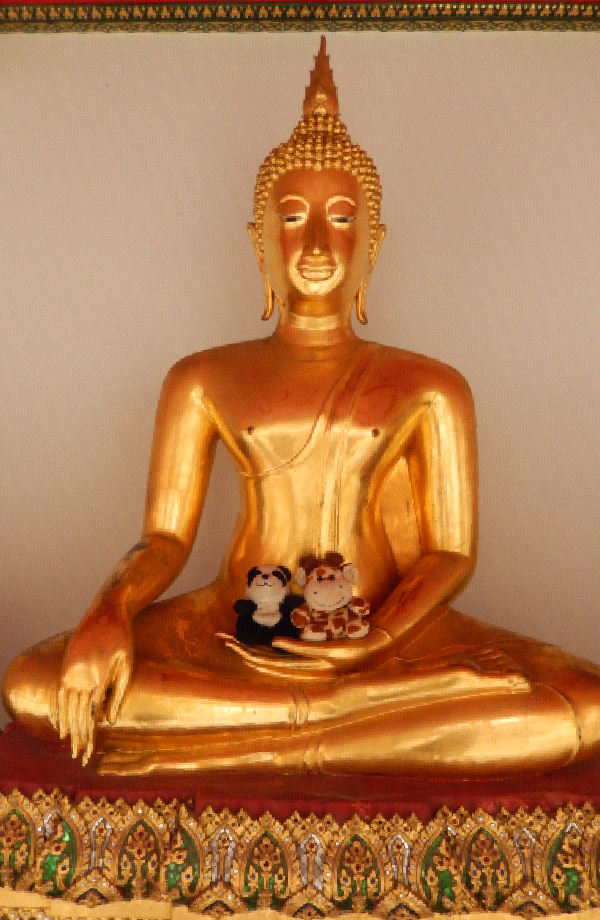 Thaïlande (2): Bangkok