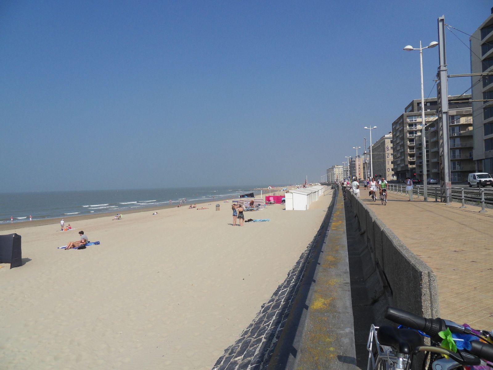 Ostende - Knokke (Belgique)
