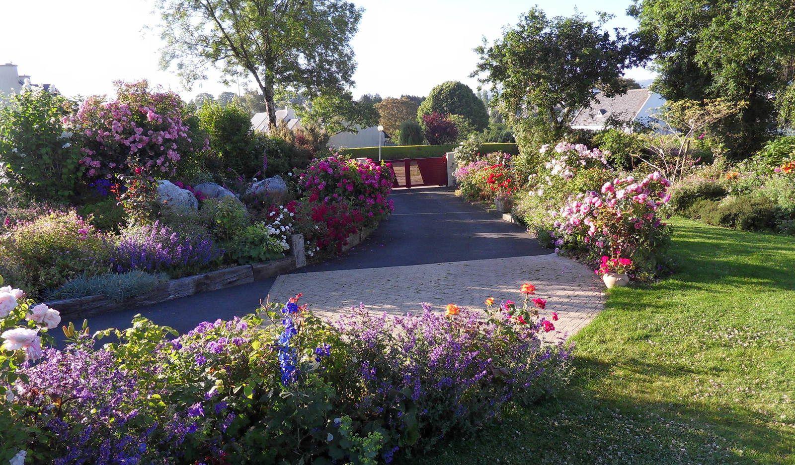 présentation du jardin de danyland