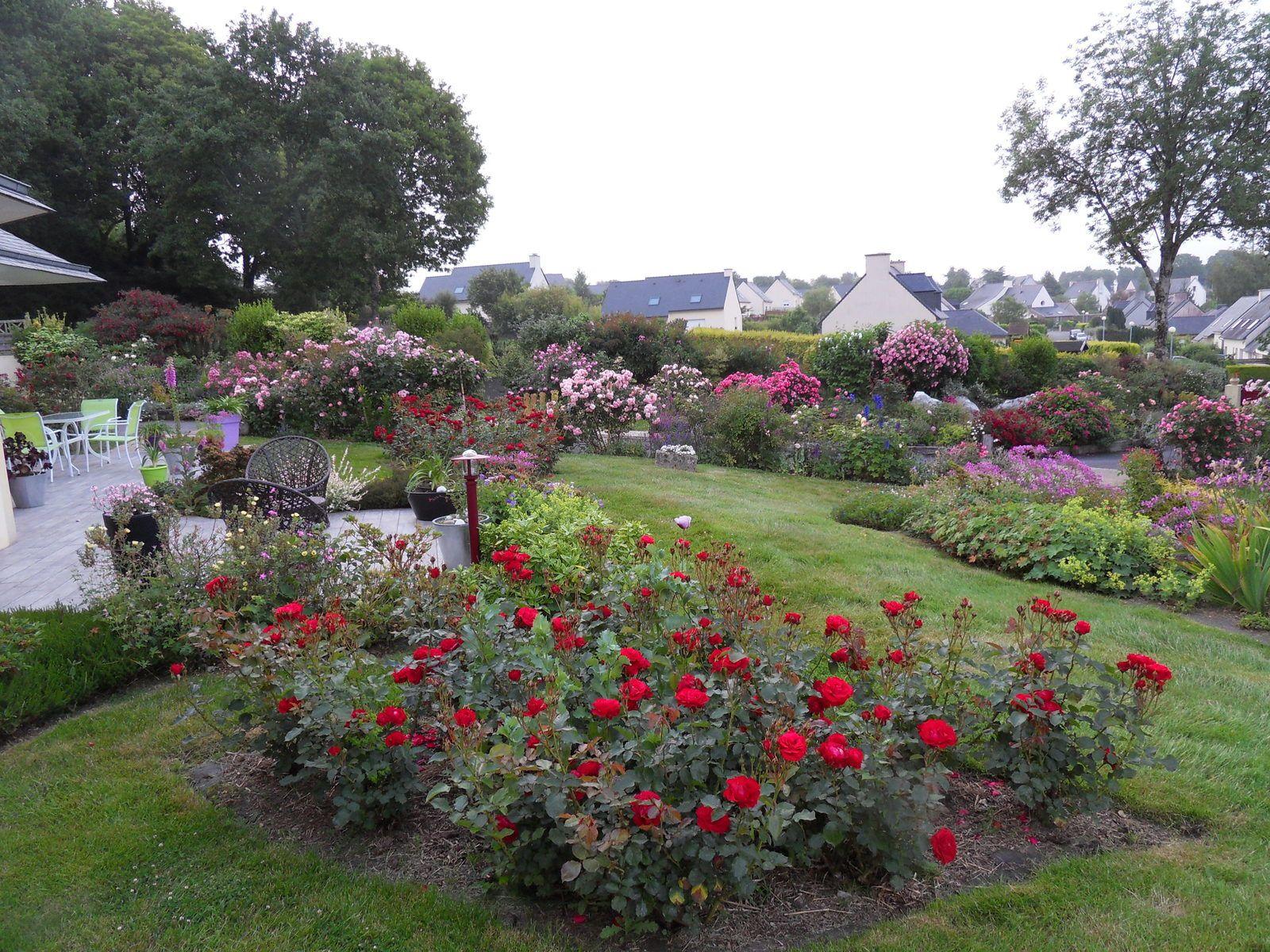 Le jardin ouvre pour jardin art et soin !!!!!