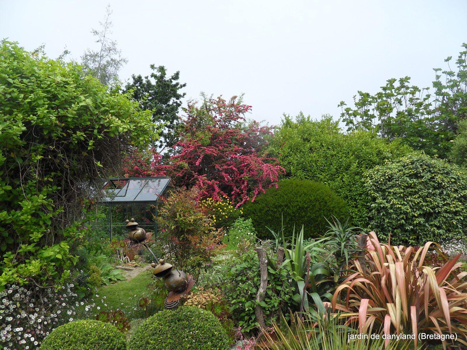 Visite Du Jardin De Babou Le Jardin De Danyland En Bretagne