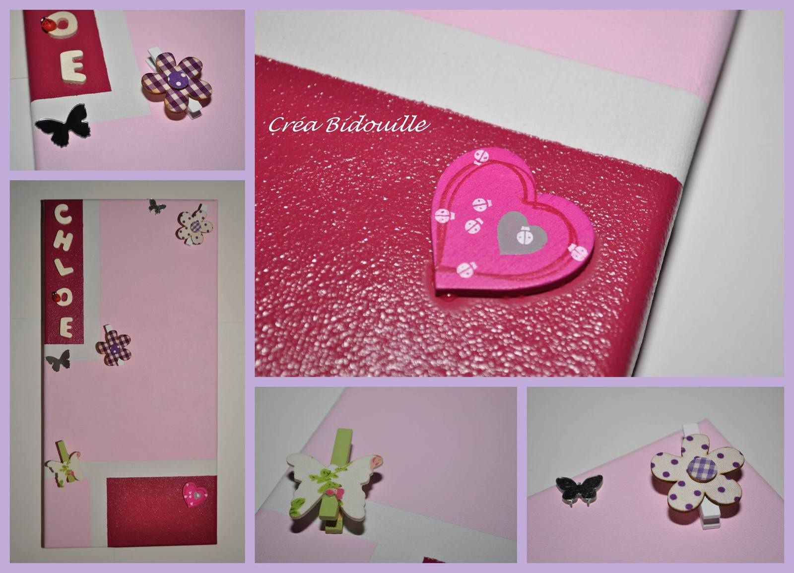 Toile naissance, photos, cadeau