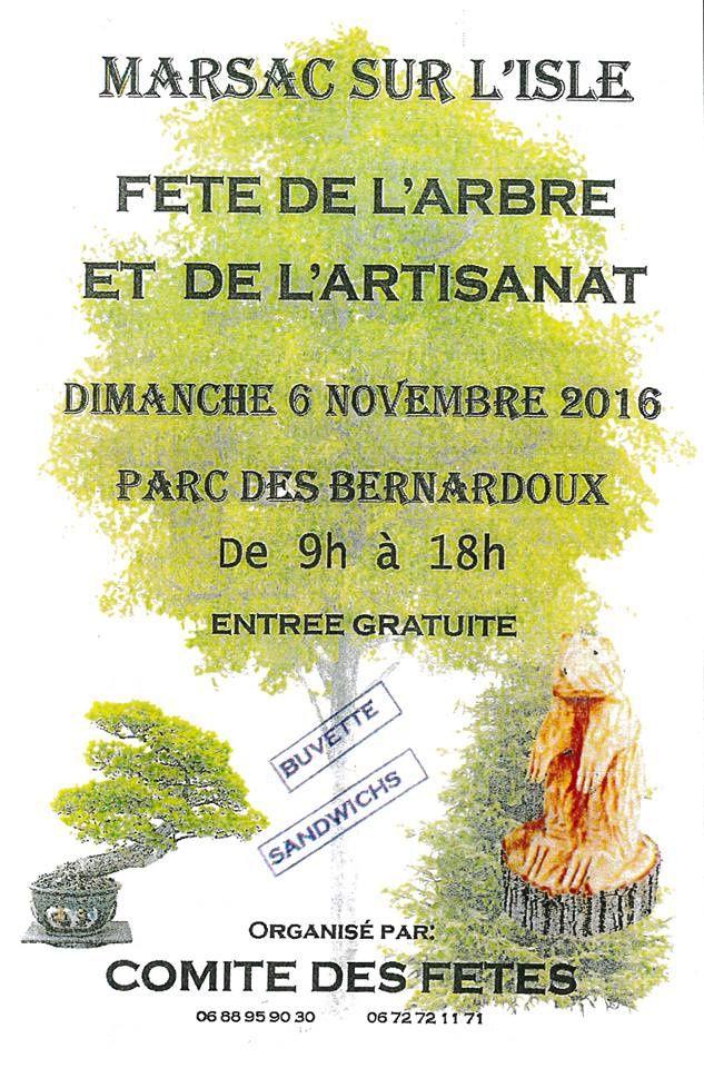 Fête de l'arbre marsac sur l'isle 6 novembre 2016, Créa Bidouille, bijoux récup, objets carton