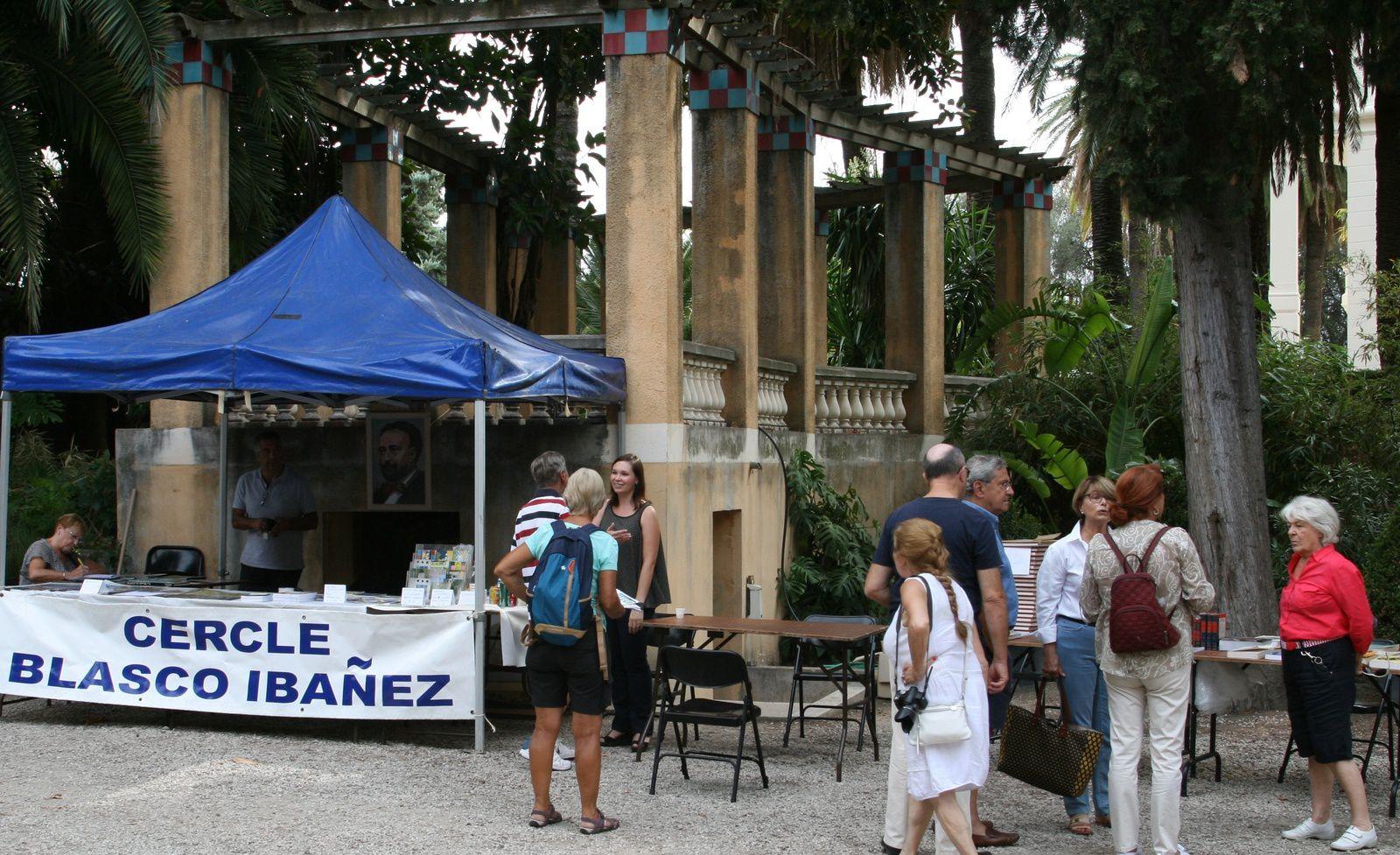JEP2016 à Fontana Rosa et 1er Festival du Livre d'Occasion du Cercle Blasco Ibañez