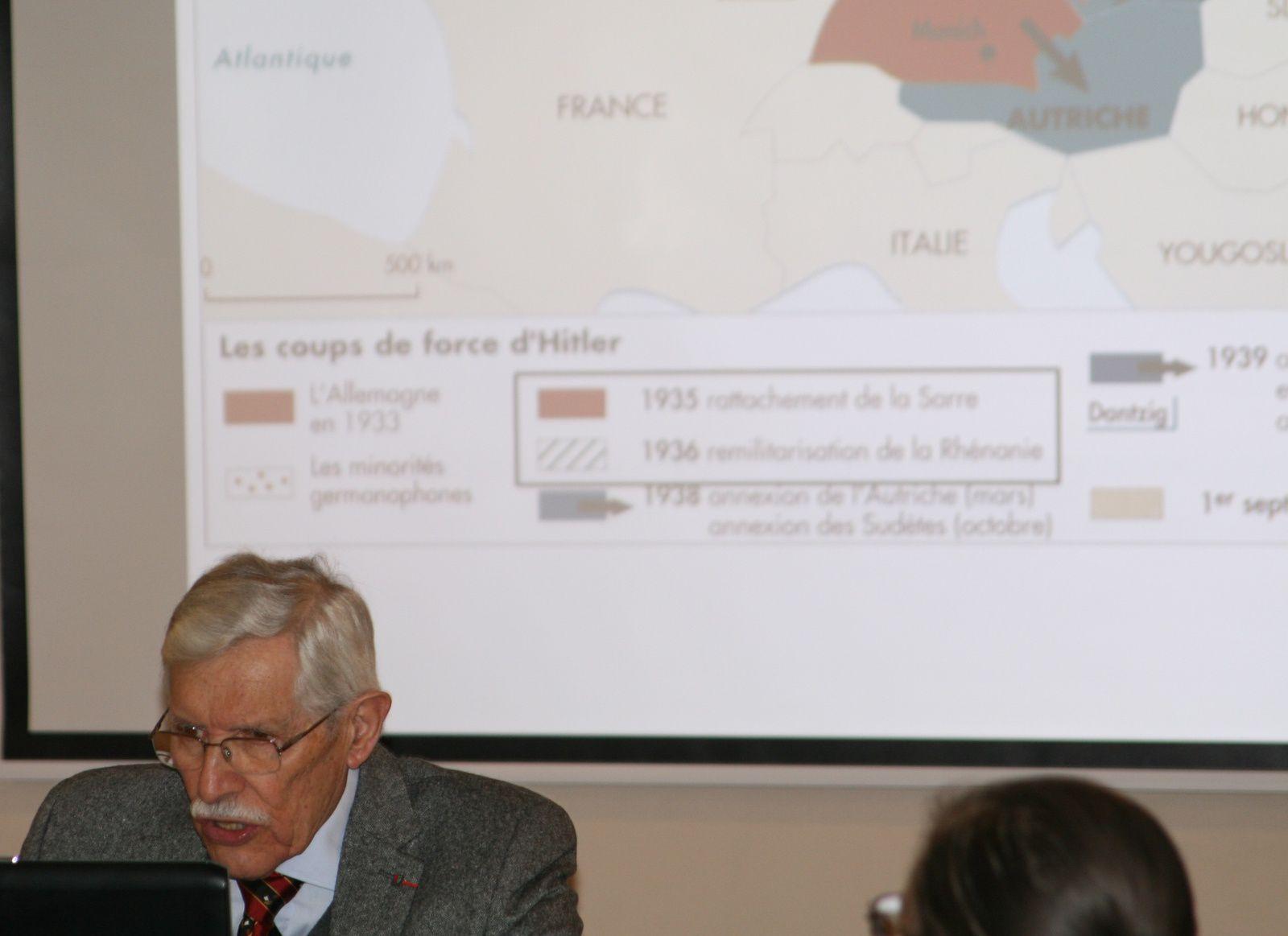Une 10ème rencontre-débat autour de l'exil par Herbert Traube