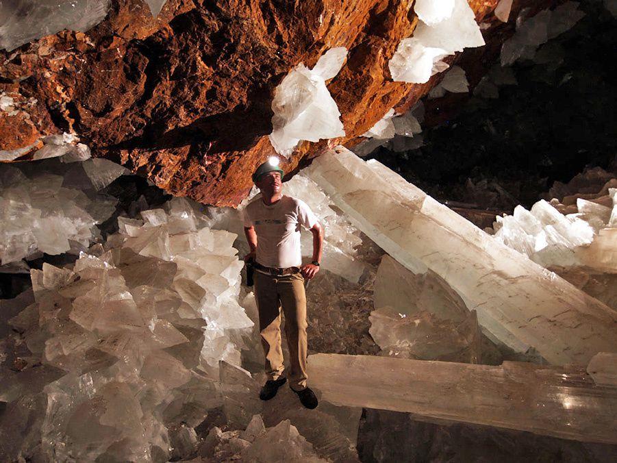 Naica Cave