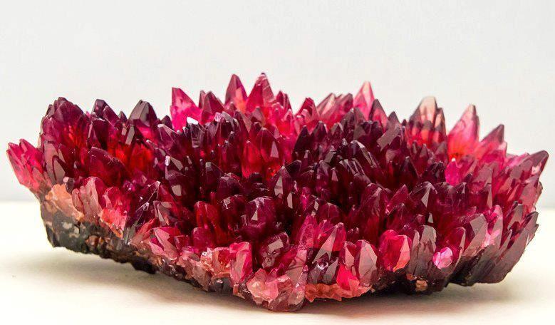 "Rhodochrosite du Pérou (Photo: ""Matthewwebb"")"