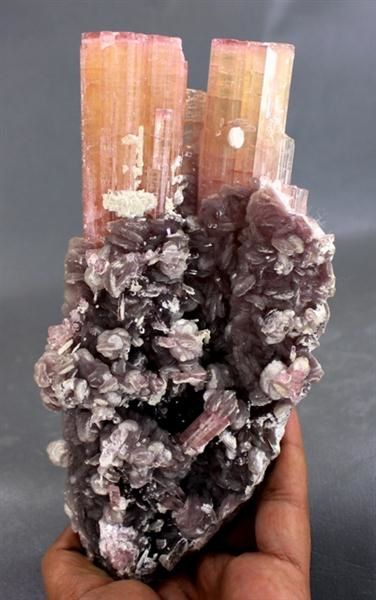 Tourmaline du Pakistan (collection privèe)