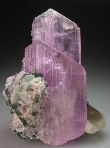 Kunzite du Pakistan (collection privèe)