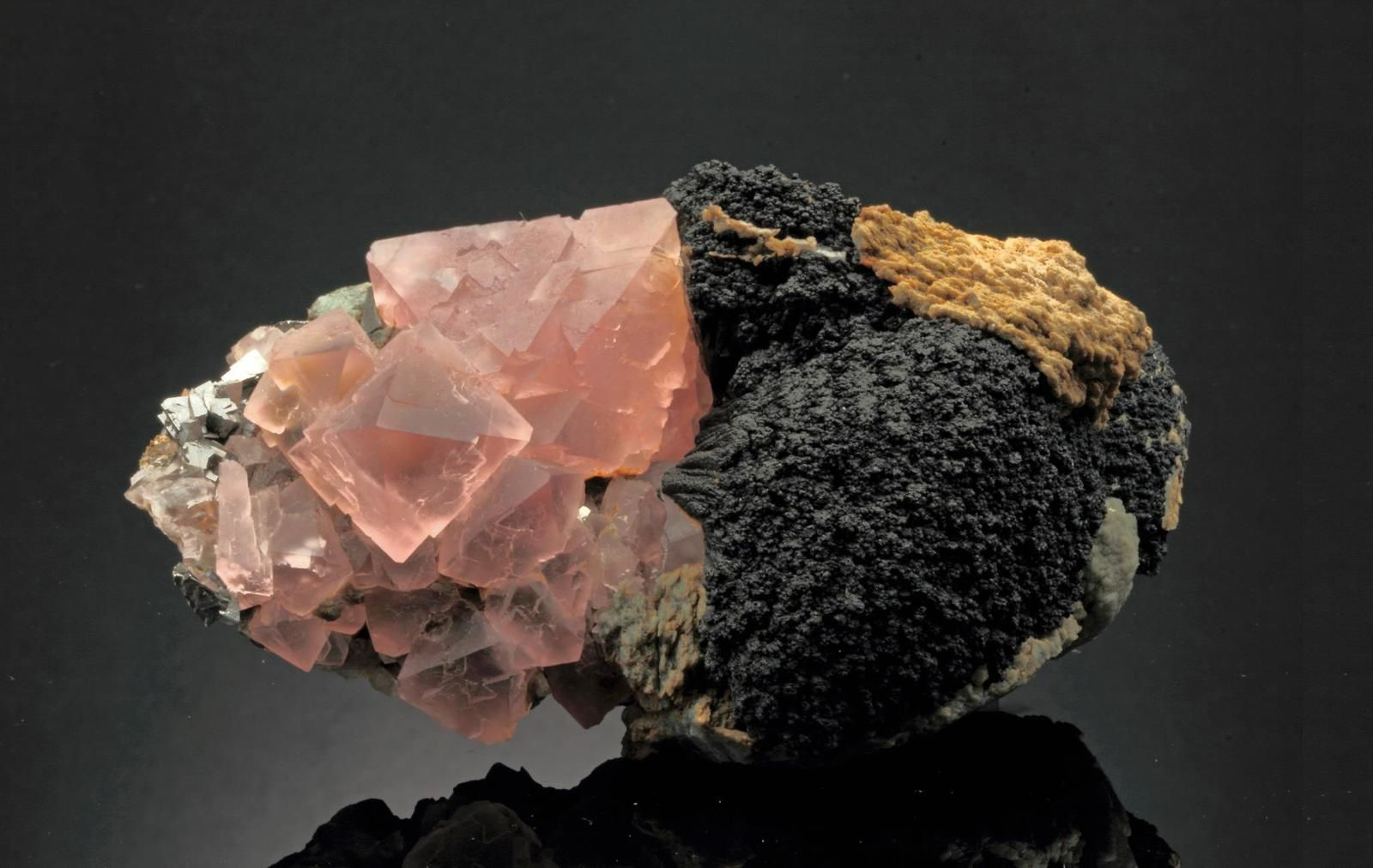 Fluorite from China (photo de Roberto Appiani)