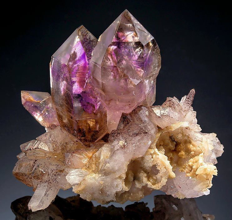 Amethyst from South Africa (private collection)