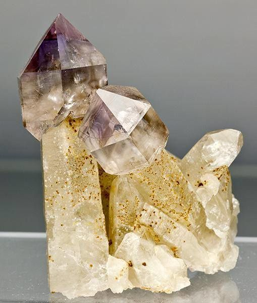 "Amethyst Scepter (specimen and photo by ""Ifuckingloveminerals"")"