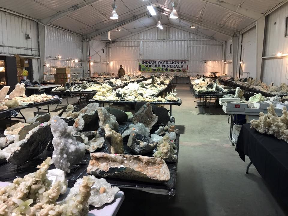 Tucson Gem Show USA
