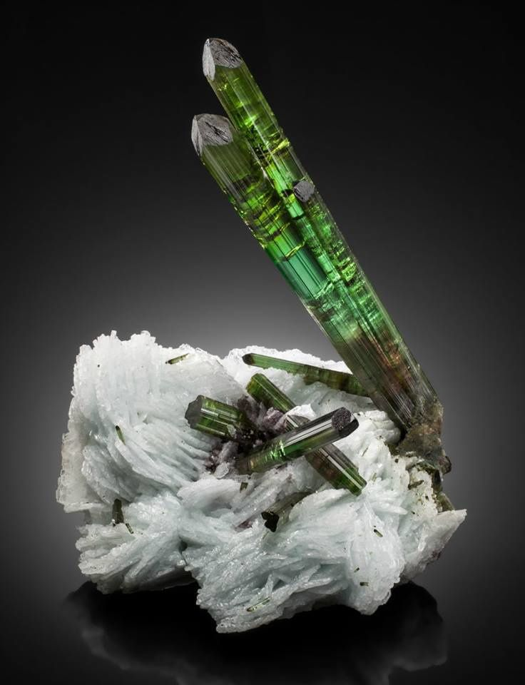 Green Tourmaline (Photo : Heritage auction)