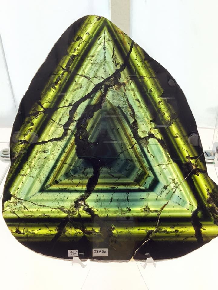 Tourmaline (private collection)