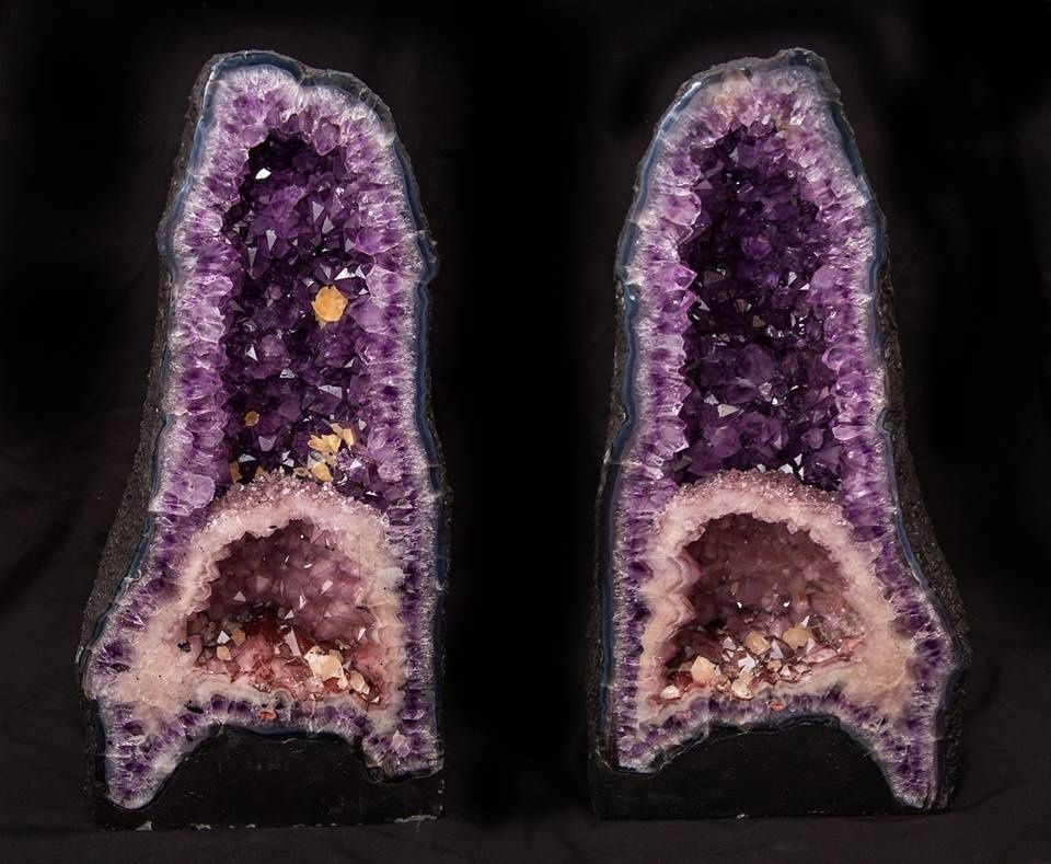 Amethyst Geode from Brasil (private collection)