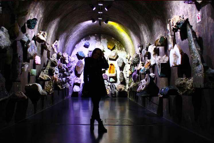"""Photos: Aliança Underground Museum"""