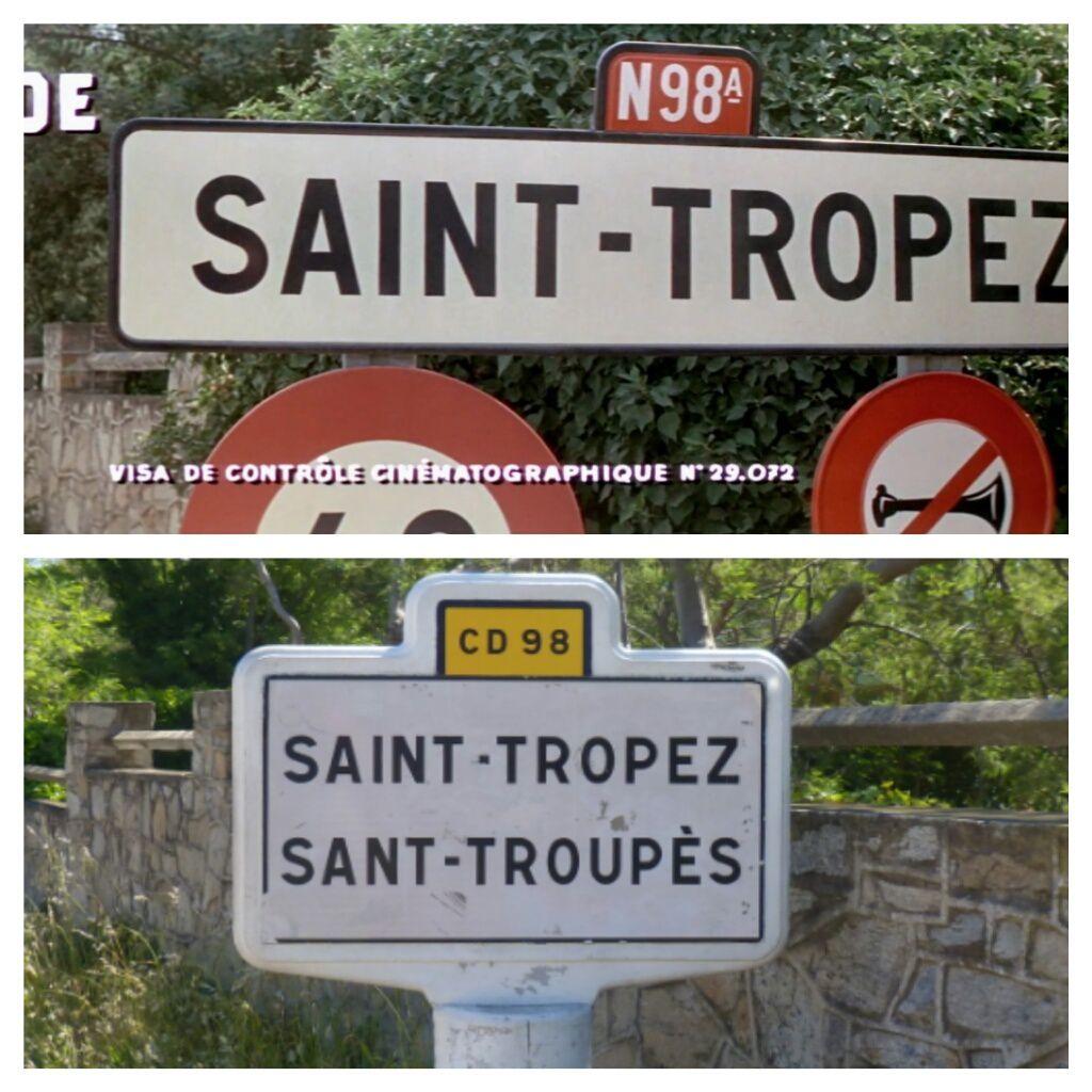 LE GENDARME DE SAINT TROPEZ .1964.
