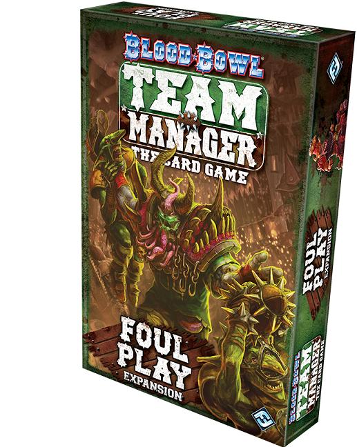 Foul Play : Nouvelle extension pour Blood Bowl Team Manager