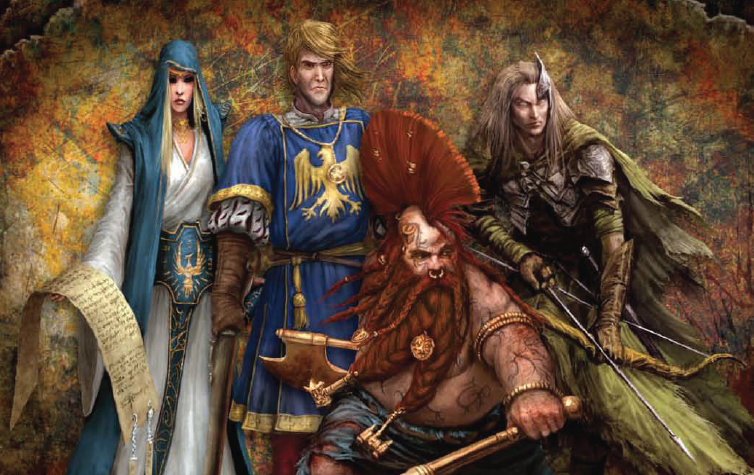 [Warhammer 3] Introduction au système de jeu