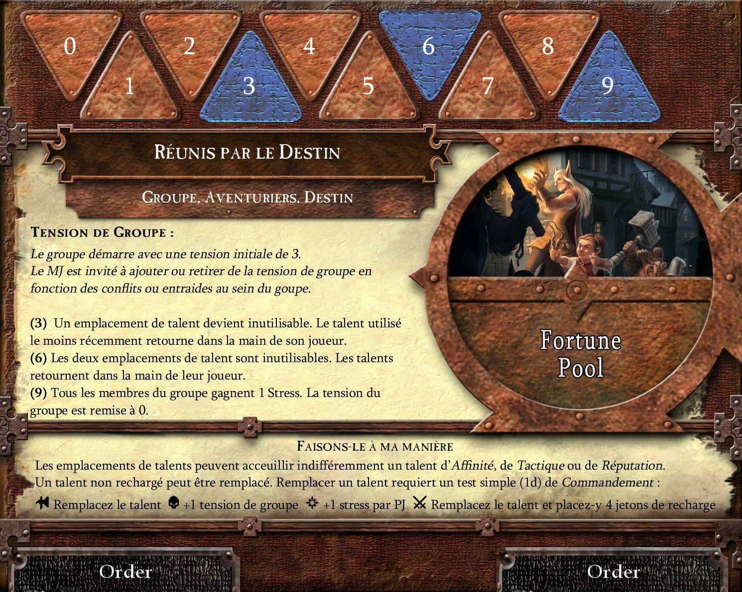 [Warhammer 3] Réunis par le destin