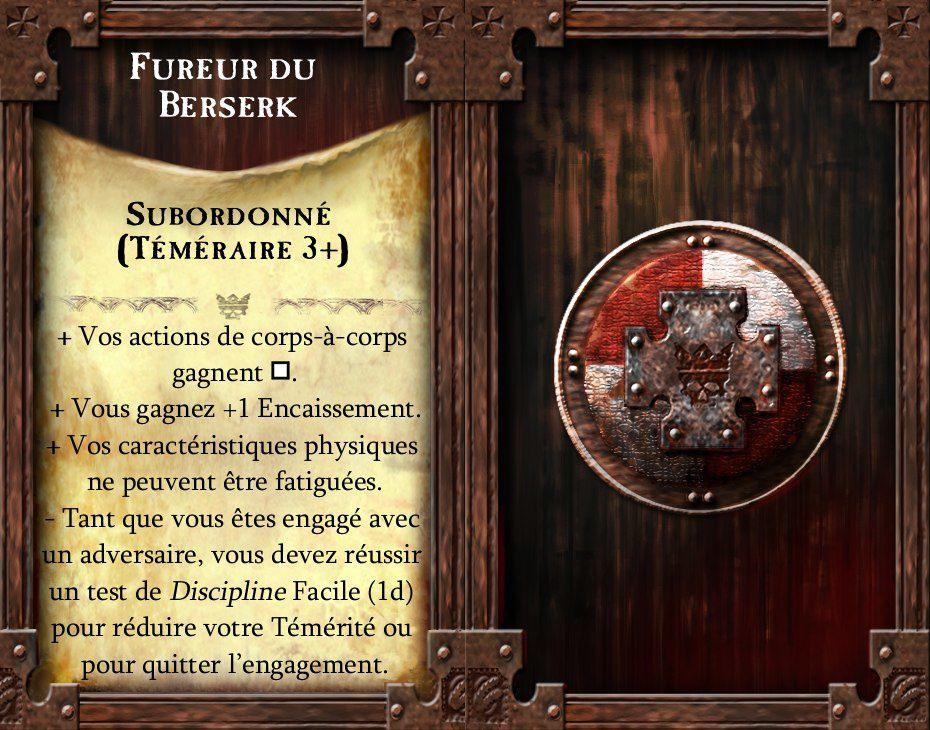 [Warhammer 3] Carrière : Berserk Norse