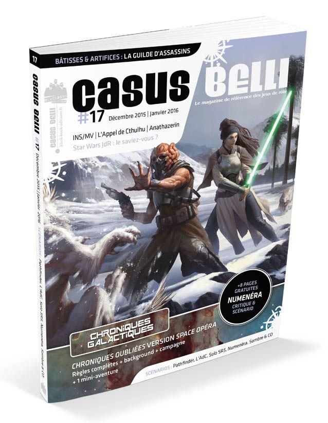 Casus Belli n°17 est dispo