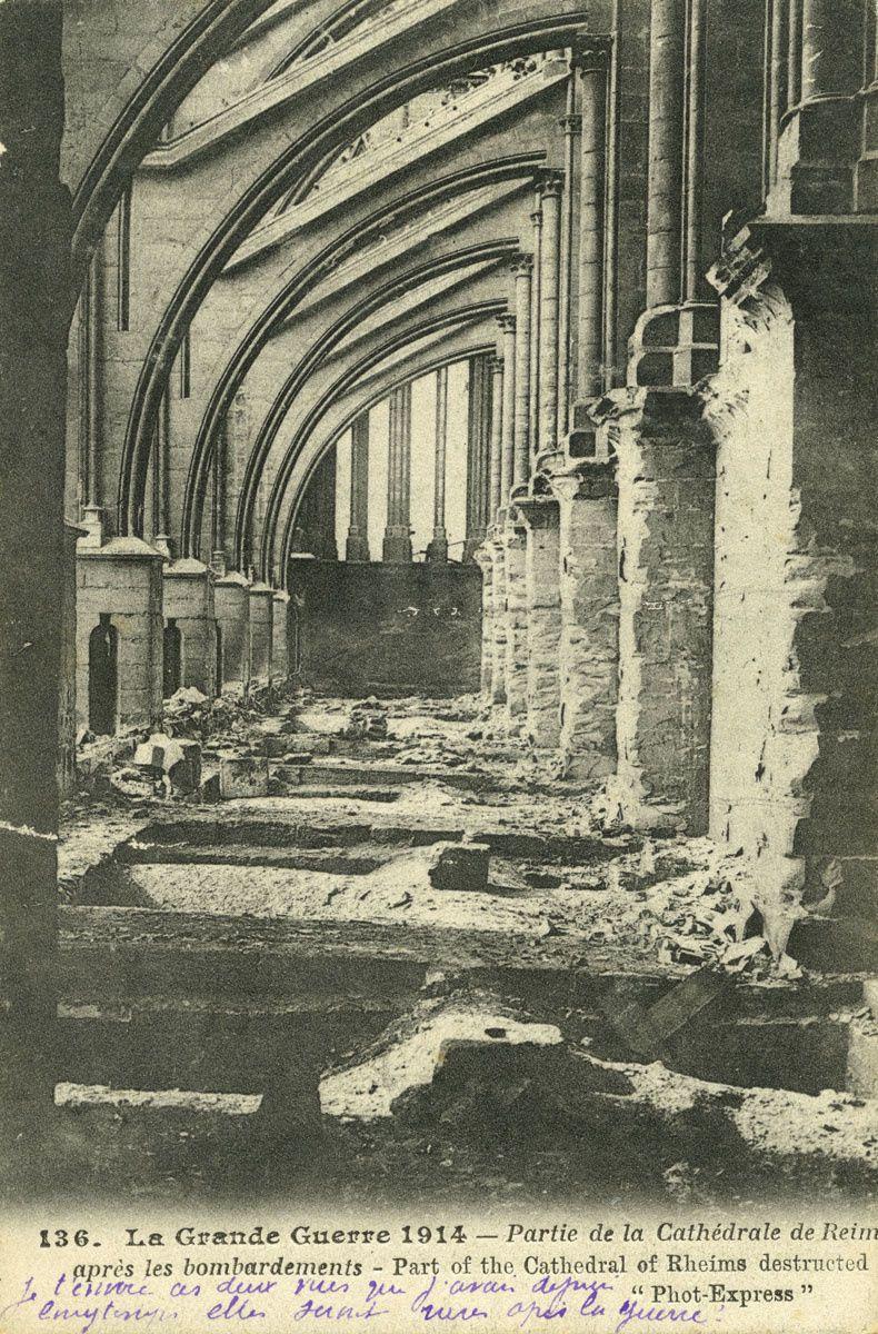 Reims 14-18 - Trop heureux pour que cela dure - Mars 1915