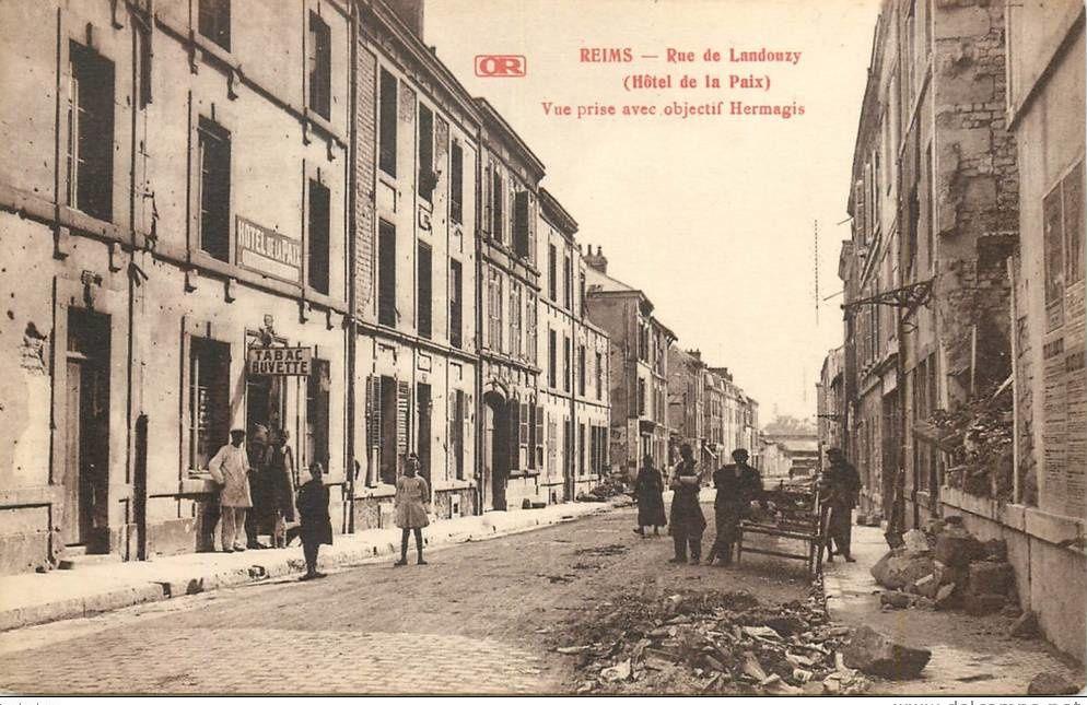 Samedi 13 mars 1915, il a reçu son ordre d'appel pour le 32e d'Infanterie
