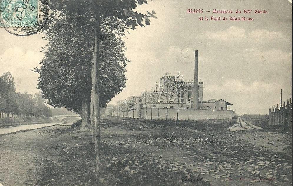 Vendredi 19 mars 1915. Bombardement, du côté du pont de Saint-Brice