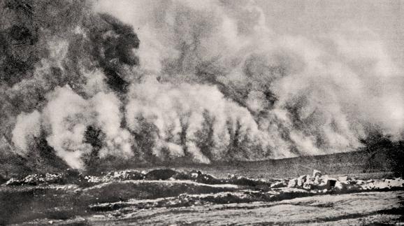Brumes Mortelles 19-27 octobre 1915
