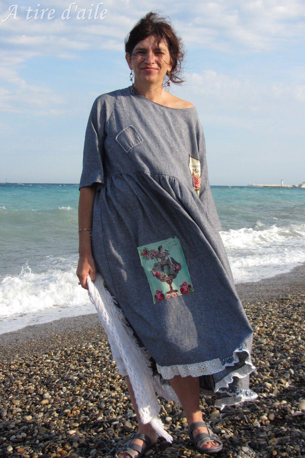 Robe customisée