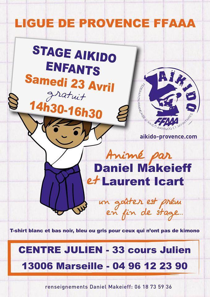 Stage enfant et Stage CDAV