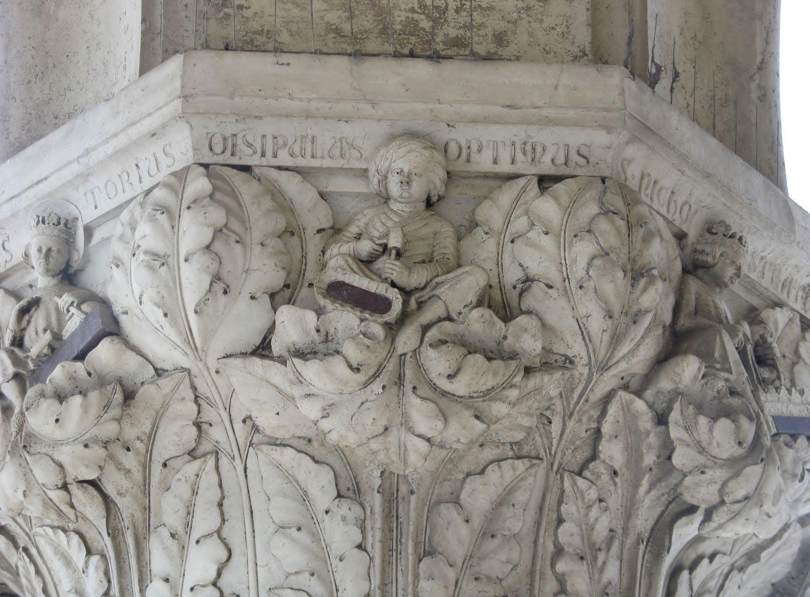 18-5 Saint martyr sculpteur