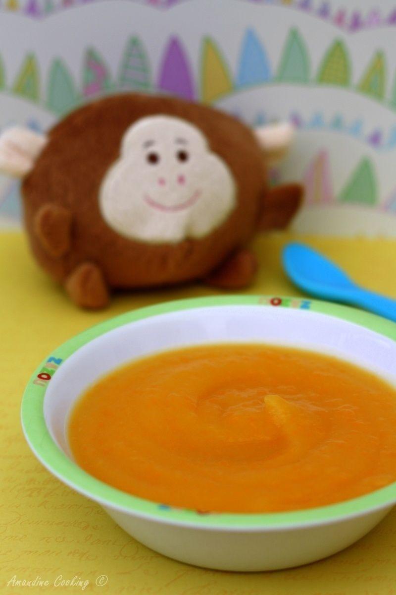 Compote multi-vitaminée pour bébé (dès 6mois)