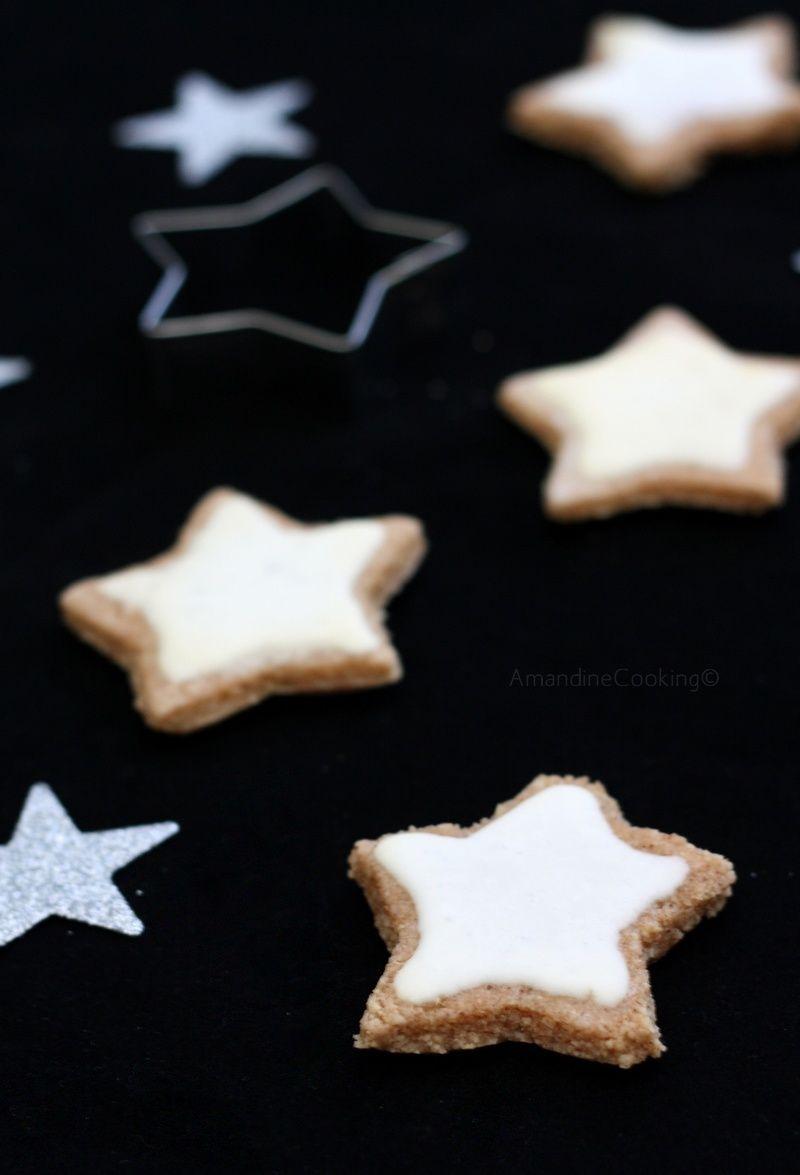 Étoiles à la cannelle (Zimtsterne)