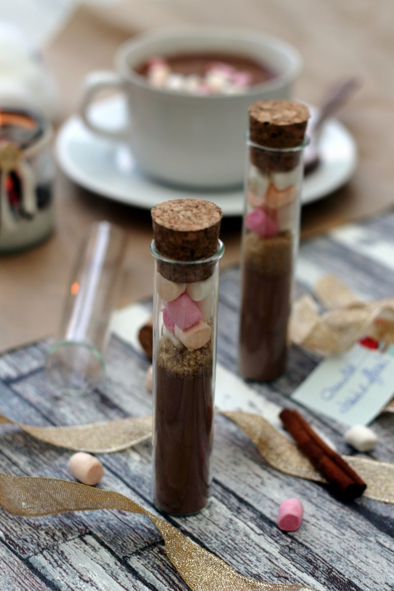 Cadeau gourmand: le chocolat chaud à offrir !