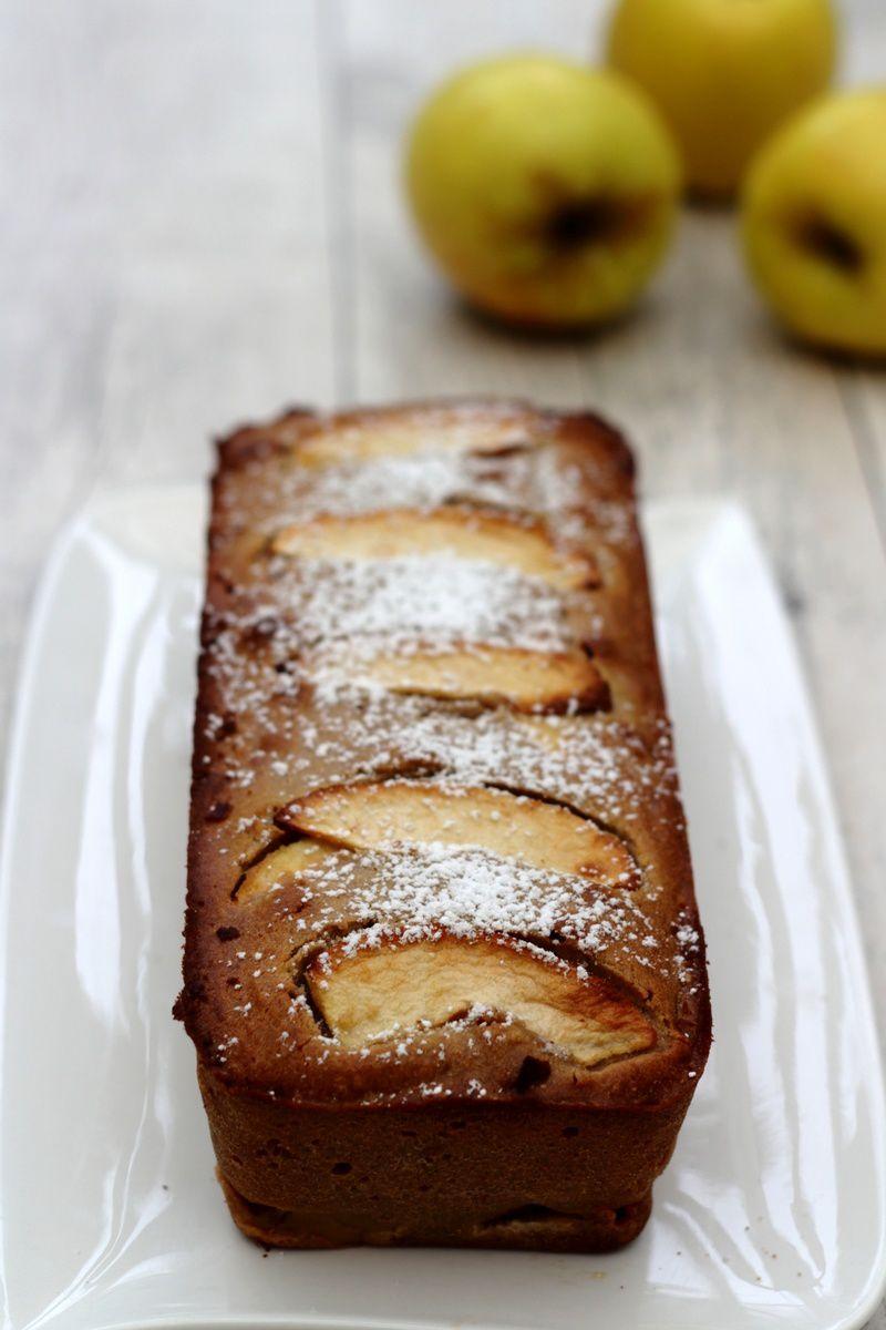 Cake aux pommes et amandes extra moelleux (sans gluten)