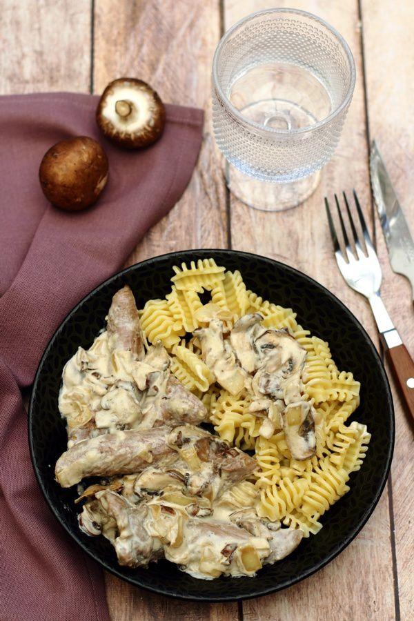 Aiguillettes de canard la foresti re amandine cooking - Cuisiner les aiguillettes de canard ...