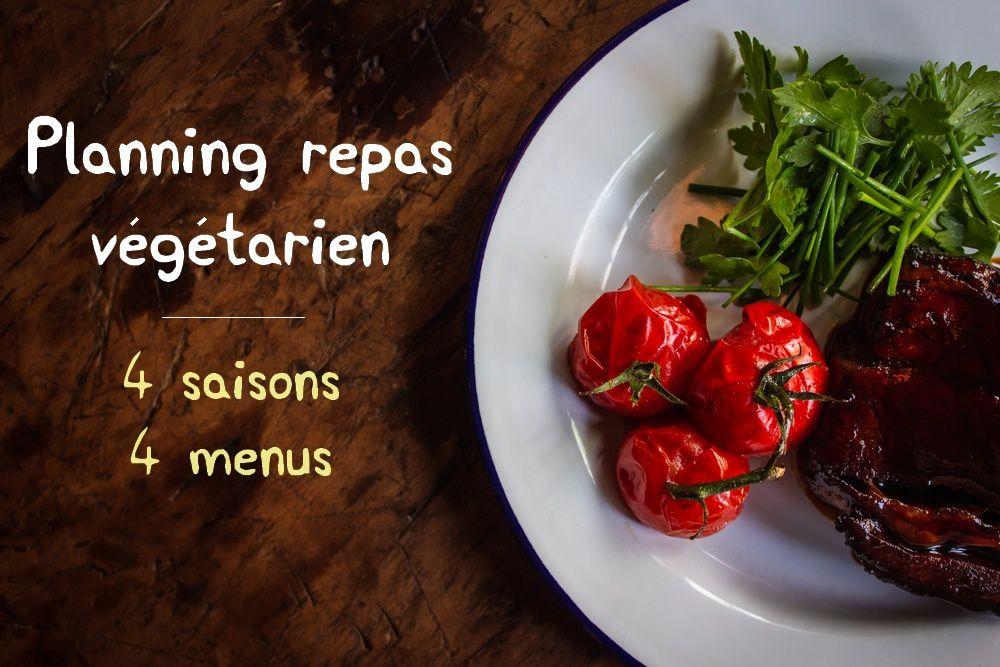 Idee Menu Jour De Noel.Idees Menus Vegetariens Par Saison Amandine Cooking