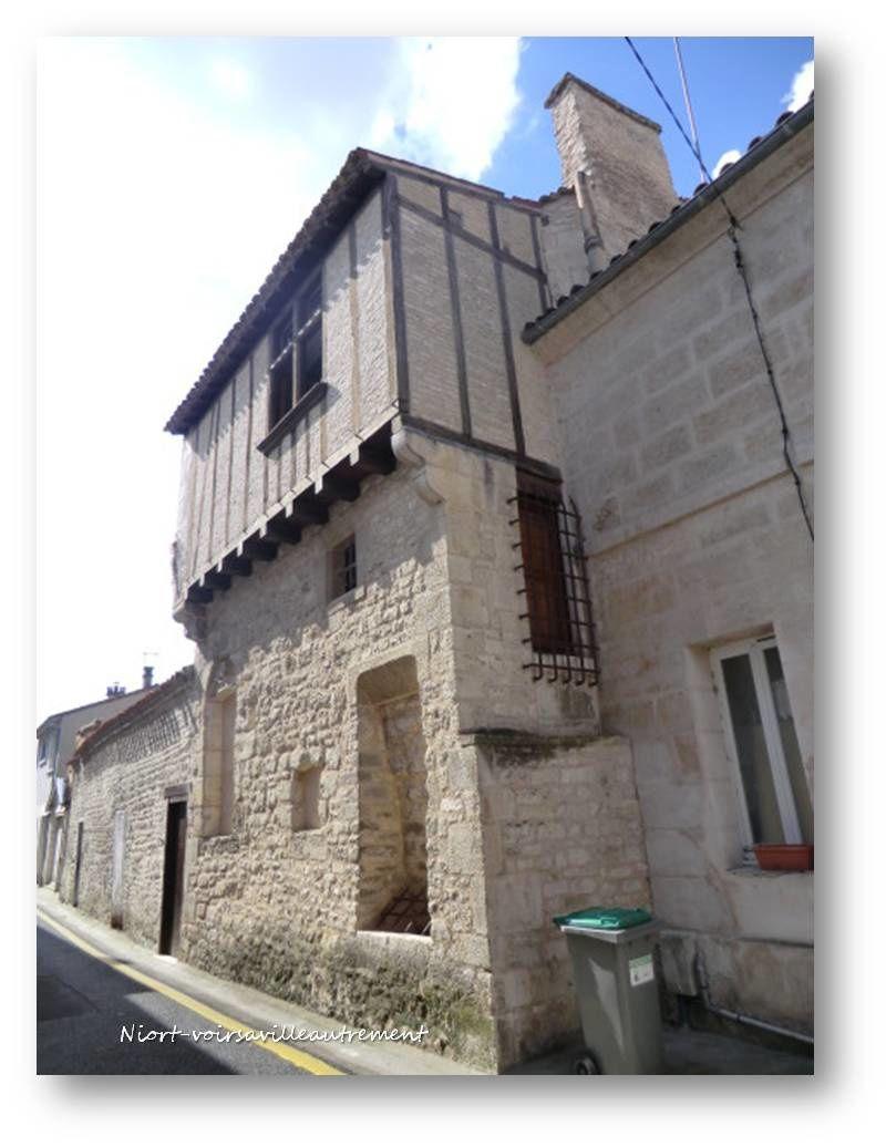 4 maisons anciennes de niort niort voirsavilleautrement - Transformer une maison ancienne ...