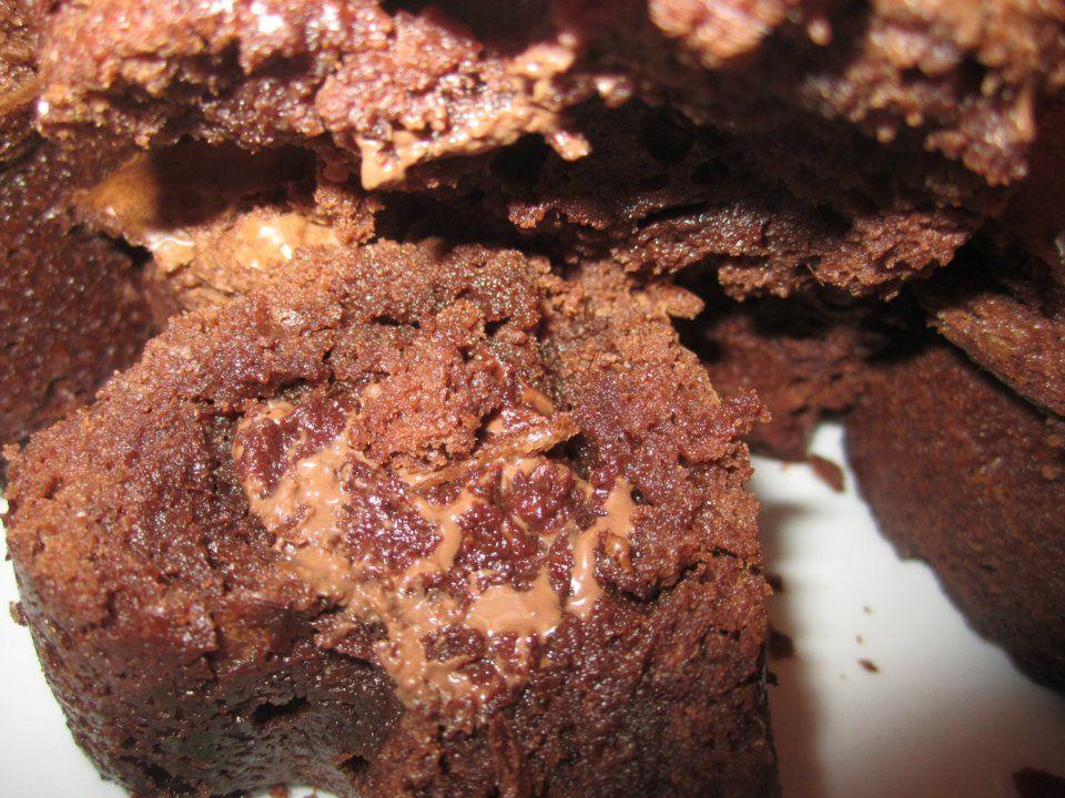 Brownie surprise !